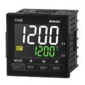 Temperature controller TX4S-24R, 100~240VAC, -100~1700°C, Cu50, Pt100, J, K, L, R, S, T, relay+2 alarms