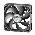 Fan, 12VDC, 60x60x15mm, bearing, 42.84m3 / h, ME60151V1-000U-G99
