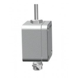 Thermal resistance with transmiter to measure outdoor temperature, TSOP, Pt100,   -50 ... 50 ° C, n-20 mm