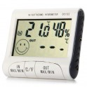 Digital thermometer / humidity meter for outdoor and indoor temperature