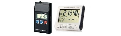 Calibrated thermometers
