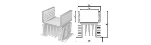 SSR radiator